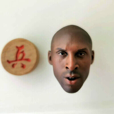 $73 • Buy EnterBay 1/6 Scale NBA Kobe 3.0 RM-1065 Head Sculpt Figure Collection Brand New