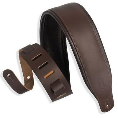 $ CDN37.87 • Buy Levy's Padded Leather Guitar Strap, Dark Brown