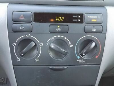 $80 • Buy Heater Climate Temperature Control With AC Fits 03-08 COROLLA 316947