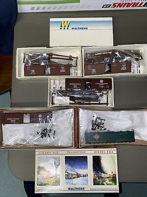 $ CDN78.55 • Buy Model Trains HO Scale Walthers Boxcars Sealed
