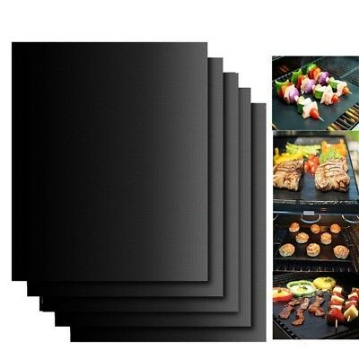 Non-stick Baking Cooking Nonstick Sheet Oven Tray Barbecue Mat • 5.69£