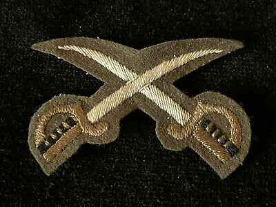 £6 • Buy British Army Physical Training Instructor Embroidered Cloth Trade Patch Badge