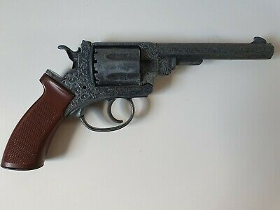 ❗robert Adams Revolver - Ideal Modell Cap Gun - Made In Germany - Solid Metal❗ • 99.99£