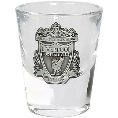 £10.48 • Buy Liverpool FC Single Shot Glass Official Product