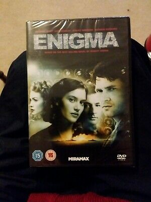Enigma - [New & Sealed] DVD, FREE POST, CHRISTMAS Gift,? • 3.90£