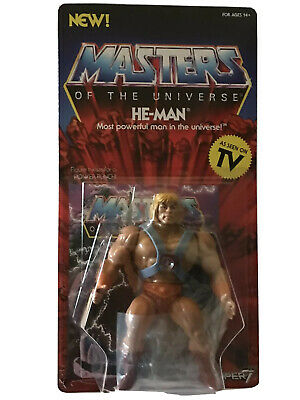 $38 • Buy Masters Of The Universe MOTU Adult Collector As Seen On TV He-Man Action Figure