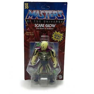 $28 • Buy Masters Of The Universe Origins SCARE GLOW  5.5  Figure MOTU ****PRE SALE****