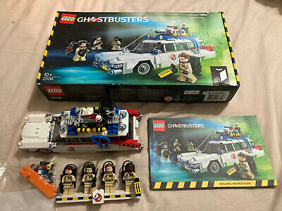 Lego Ghostbusters Ecto-1 21108 (Retired) - Complete And Boxed • 37£