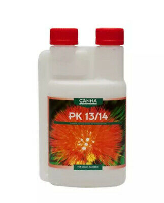 *SEALED* Canna PK13/14 250ml Flower Booster Enhancer Weight Gainer • 5.50£