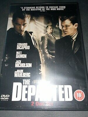 The Departed (Dvd) • 1.50£