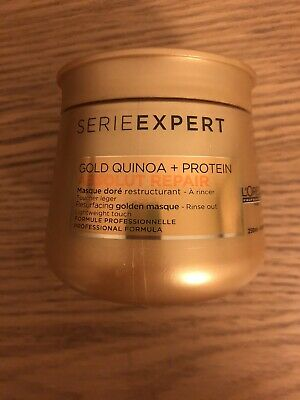 Serie Expert Gold Quinoa And Protein Absolute Repair L'oreal Professionnel 250ml • 7£