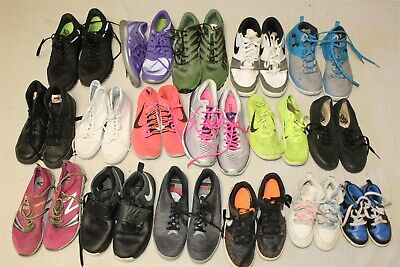 $ CDN51.90 • Buy 22 Pound Collection Sport Sneakers Shoes Lot Wholesale Used Resale Nike Vans