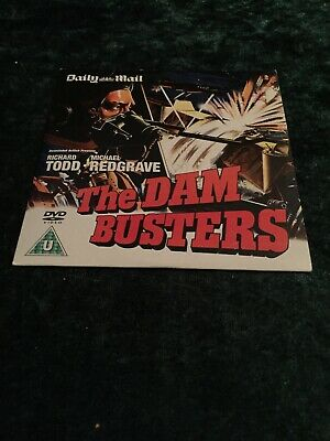 Daily Mail The Dam Busters DVD • 0.59£