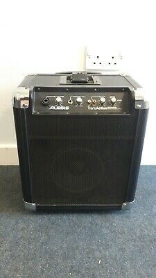 ALESIS TransActive Mobile PA System For Ipod, Used • 20£
