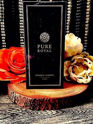£24.50 • Buy FM 335 Pure Royal By Federico Mahora Mens 50ml Pure Parfum Fragrance Scent