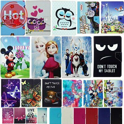 Universal SuperHero Slim Stand Cover Case For ACER 7 10 Inch Tablets Kids Choice • 6.99£