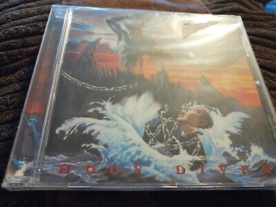 Dio Holy Diver New Cd Sealed Rock • 4.99£