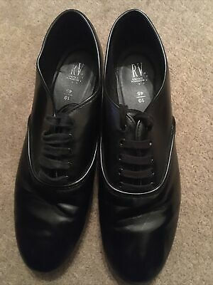 RV Mens Tap Dance Shoes Size 10 • 11.50£