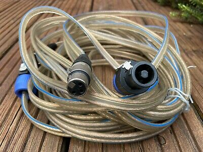 Speakon To Female XLR Speaker Cable • 35£