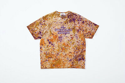 $ CDN0.01 • Buy Supreme X Stone Island Embroidered Logo S/S Top Coral (Large) T-Shirt Box Logo