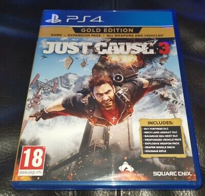 Just Cause 3 PS4 (SEE DESCRIPTION) • 0.99£