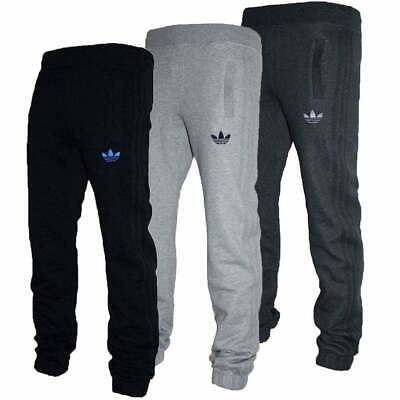 £24.99 • Buy Adidas SPO Fleece Mens Tracksuit Bottoms (Pants) In Various Colours And Sizes