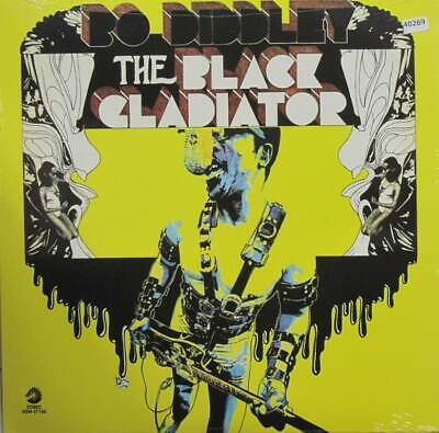 BO DIDDLEY LP , The Black Gladiator (Checker US Issue) • 16.10£