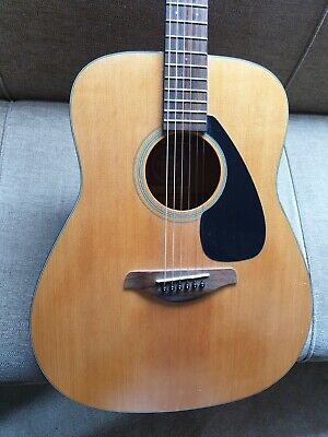 Yamaha FG650MS Limited Edition Acoustic Guitar • 140£