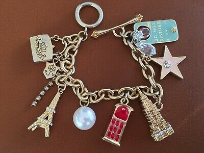 Juicy Couture Charm Bracelet • 249.99£