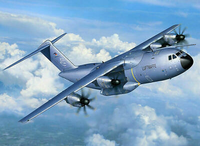 REVELL 03929 Airbus A400M 'ATLAS' Luftwaffe 1:72 Aircraft Model Kit BNIB • 55.99£