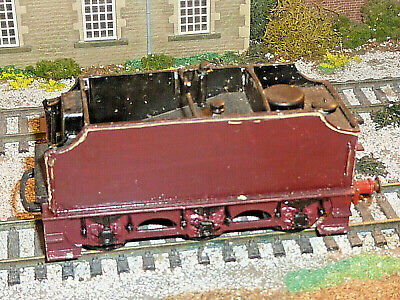 Locomotive Tender Kit Built Wills Finecast Lms Br Metal Spares Repair 00 Gauge  • 6.95£