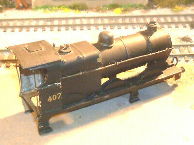 4f 0-6-0 Locomotive Body Kit Built Wills ? Finecast Metal Spares Repair 00 Gauge • 9.95£