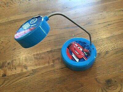Disney Cars LED Lamp - Battery Operated • 3£