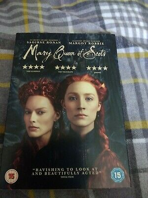 Mary Queen Of Scots Dvd • 1£