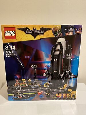 Lego Batman Movie 70923 The Bat Space Shuttle Brand New And Sealed • 39£