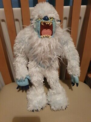 Disney World Yeti With Bendable Arms And Legs  • 5£