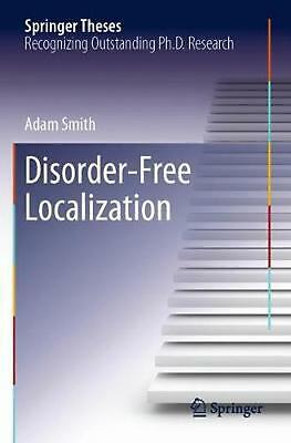 AU158.69 • Buy Disorder-Free Localization By Adam Smith (English) Paperback Book Free Shipping!