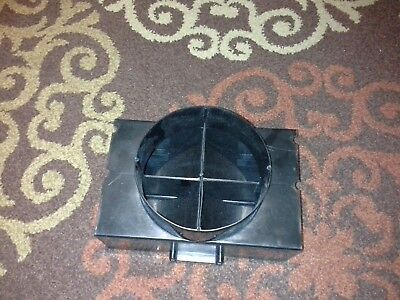 Extractor Fan Ducting Round To Rectangular Adaptor 6 Inch 152mm • 18£