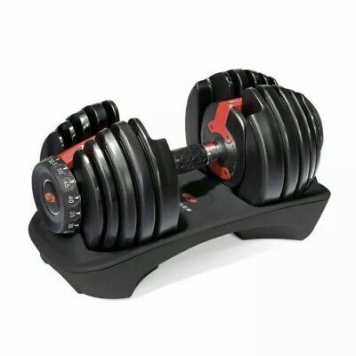 $ CDN391.98 • Buy NEW Bowflex SelectTech 552 SINGLE ONE Adjustable Dumbbell Weight 🔥SHIPS IN HAND