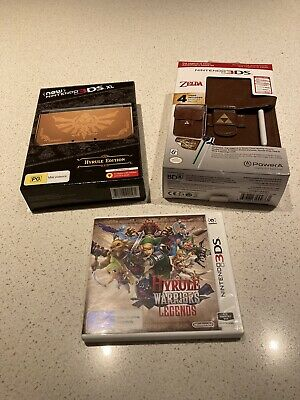 AU575 • Buy New 3DS XL Hyrule Edition Console