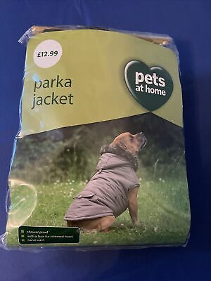 Dog Parka Jacket Pets At Home. Size S. New In Packaging • 2.40£