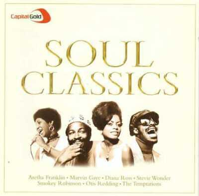 Soul Classics [CD, 2004] Double Album + Never Used, Still Has Seal On CD  • 2.15£