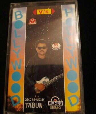 BOLLYWOOD DISCO RE-MIX BY TABUN -Bollywood Cassette. Free Postage. • 3.50£