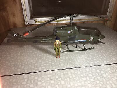 $ CDN97.74 • Buy Vintage GI JOE - 1983 Dragonfly W/ Wild Bill 90 % Complete HASBRO