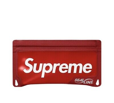 $ CDN58.65 • Buy SUPREME SealLine Waterproof Case - Red SS20 Www.soul-drips.com