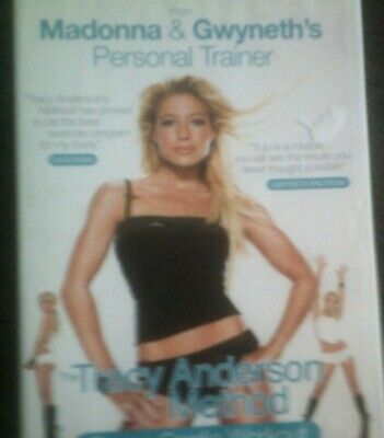 The Tracy Anderson Method Dance Cardio Workout*dvd*exercise*fitness* • 1.98£