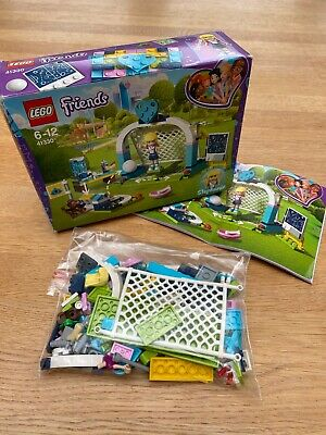 Lego Friends Football Set 41330 With Box And Instructions -100% Complete • 1.99£