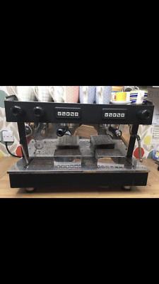 Commercial CONTI NL 2 Group Espresso Machine & Coffee Grinder • 1,350£
