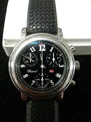 Chopard Mille Miglia Ref 8900 Ladies Stainless Steel Chronograph • 899.21£