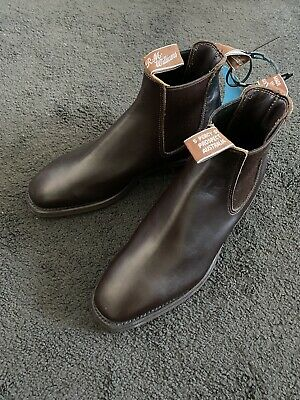 AU220 • Buy RM Williams Comfort Craftsman Yearling/Chestnut - Size 5.5F US6.5 EU38.5